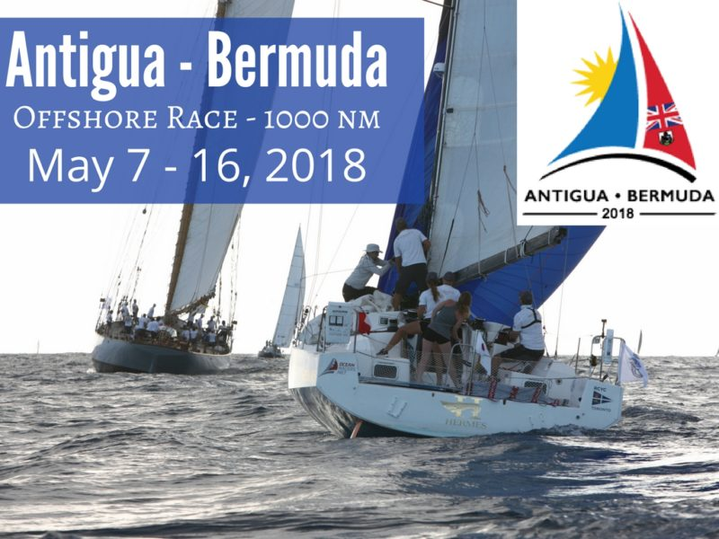 2018 Antigua – Bermuda Race