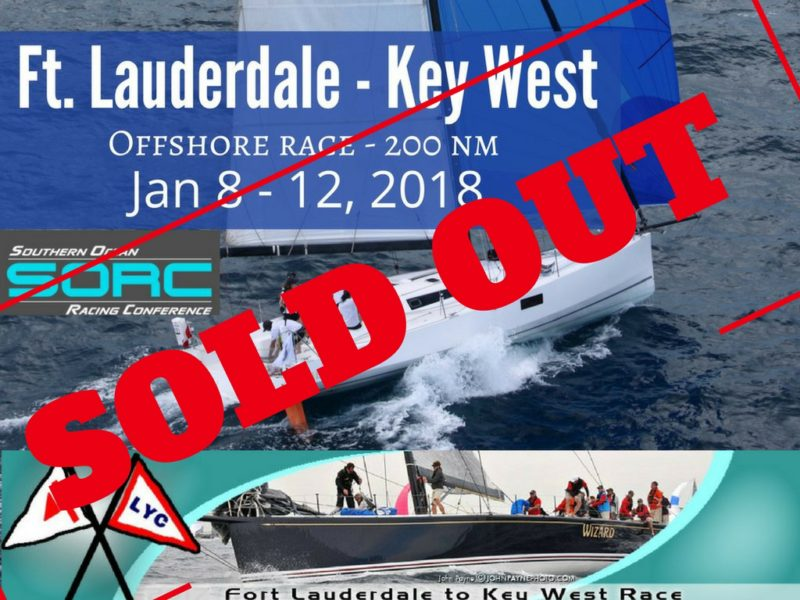 Ft. Lauderdale – Key West Race