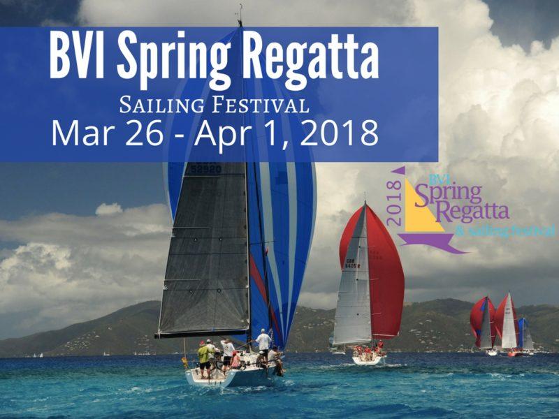 BVI spring regatta