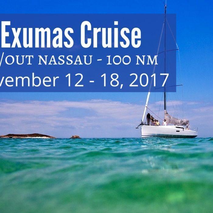 Exumas Cruise